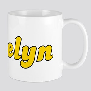 Retro Roselyn (Gold) Mug