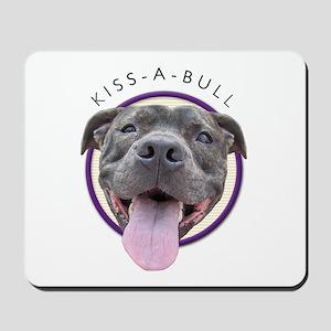 Kiss-A-Bull Mousepad