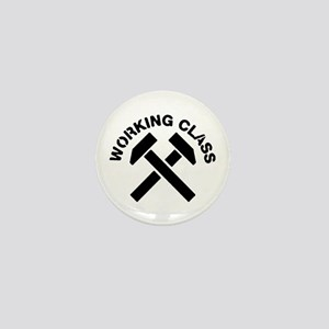 Working Class Mini Button