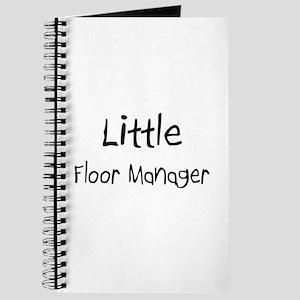 Little Floor Manager Journal