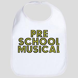 Preschool Musical Bib