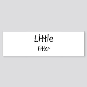 Little Fitter Bumper Sticker