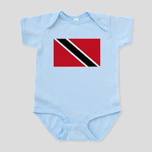 Trinidad Tobago Flag Body Suit