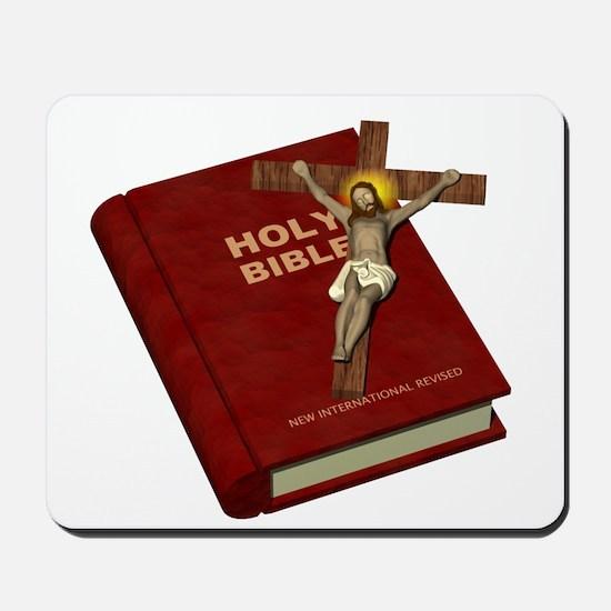 Holy Bible Mousepad