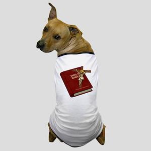 Holy Bible Dog T-Shirt