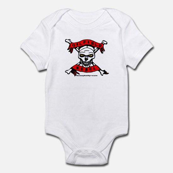 Oilfield Rebel Infant Bodysuit
