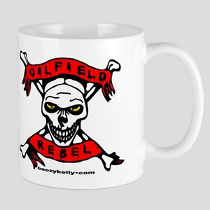 Oilfield Rebel Mug