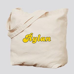 Retro Rylan (Gold) Tote Bag