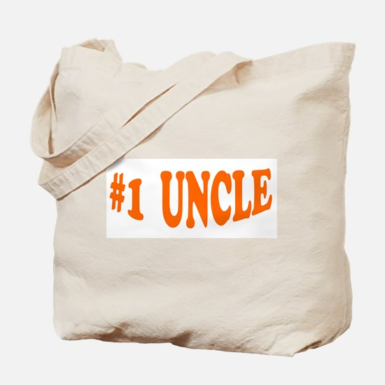 #1 Uncle Tote Bag