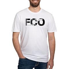 Rome Italy FCO Air Wear Shirt