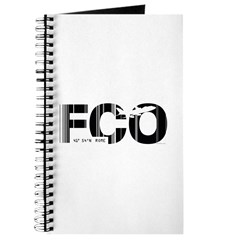 Rome Italy FCO Air Wear Journal