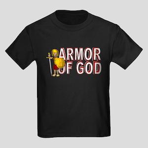 Armor Of God Kids Dark T-Shirt