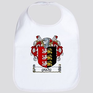 Grady Coat of Arms Bib