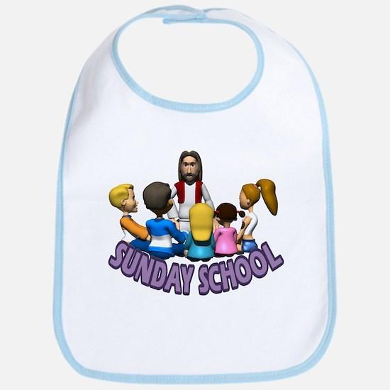 Sunday School Bib