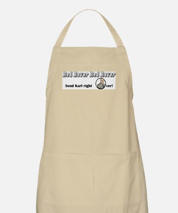 Send Karl Right Over BBQ Apron