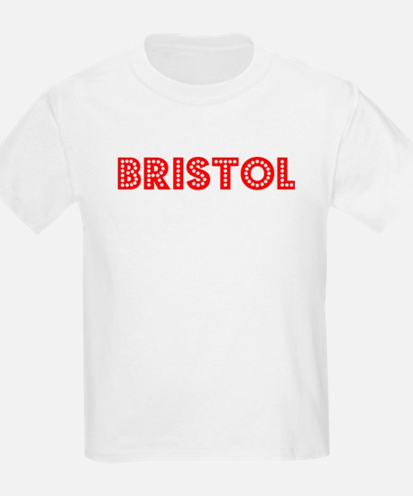 Retro Bristol (Red) T-Shirt