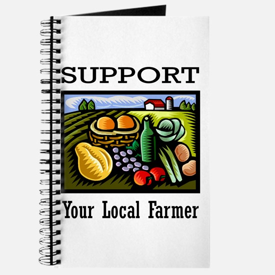 Support Your Local Farmer Journal