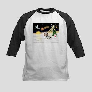 XmasDove/PBGB #5 Kids Baseball Jersey