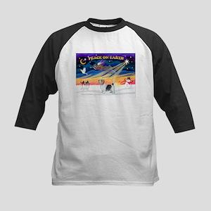 XmasSunrise/PBGB #10 Kids Baseball Jersey
