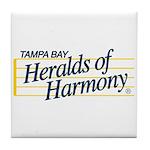 Heralds Tile Coaster