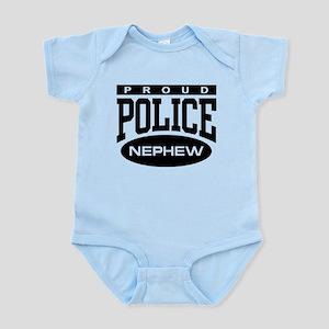 Proud Police Nephew Infant Bodysuit