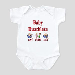 Baby Duathlete 2 Infant Bodysuit