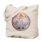 Portland Zoo Electric Band Tote Bag