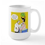 Herbal Shampoo Side Effect Large Mug