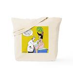 Herbal Shampoo Side Effect Tote Bag