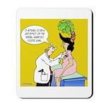 Herbal Shampoo Side Effect Mousepad