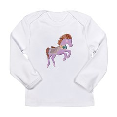Pony Long Sleeve T-Shirt