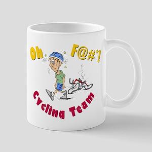 ohBicycleteam Mugs