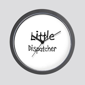 Little Dispatcher Wall Clock