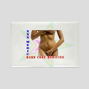 Skin Medic Rectangle Magnet
