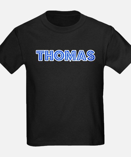 Retro Thomas (Blue) T