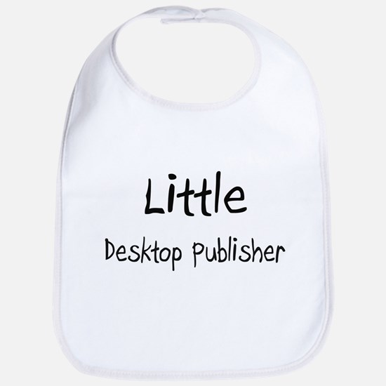 Little Desktop Publisher Bib
