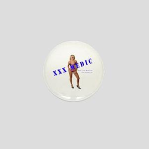 Bikini Medic Gifts Mini Button