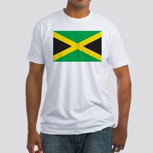 JAMAICA Fitted T-Shirt