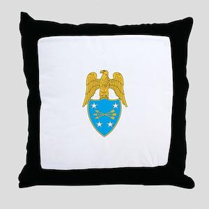 SECRETARY-OF-DEFENSE Throw Pillow