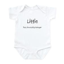 Little Data Processing Manager Infant Bodysuit