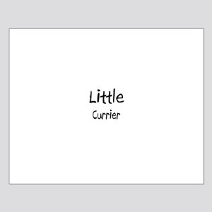 Little Currier Small Poster