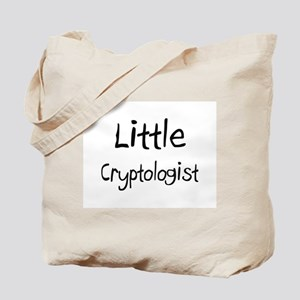 Little Cryptologist Tote Bag
