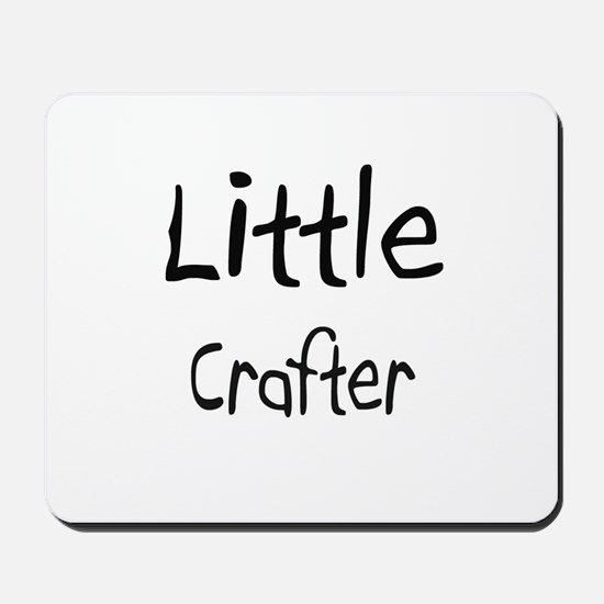 Little Crafter Mousepad
