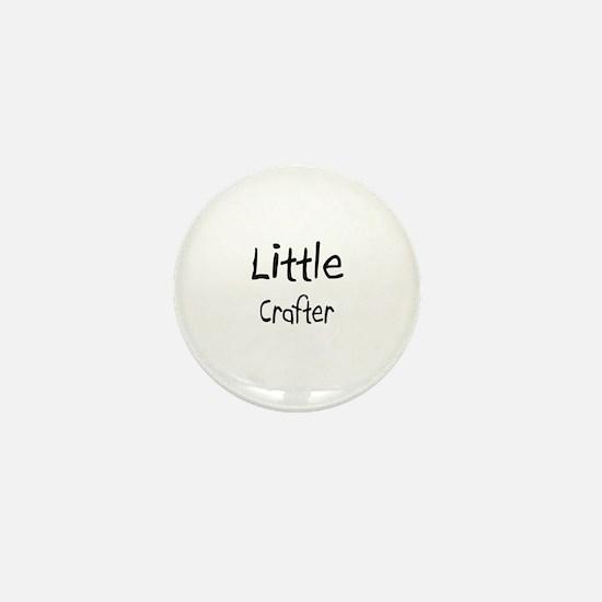 Little Crafter Mini Button