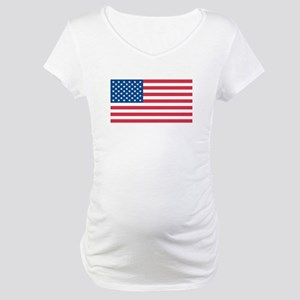 USA Maternity T-Shirt