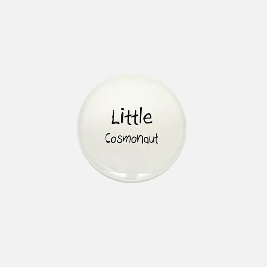 Little Cosmonaut Mini Button