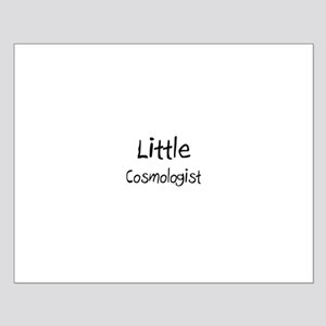 Little Cosmologist Small Poster