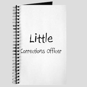 Little Corrections Officer Journal