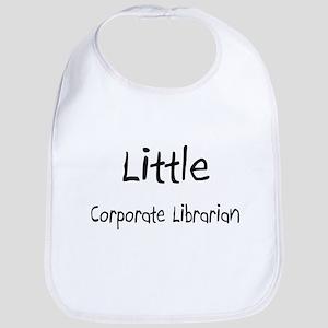 Little Corporate Librarian Bib