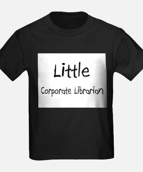 Little Corporate Librarian T